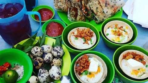 Địa điểm các món ăn vặt ở Phan Rang