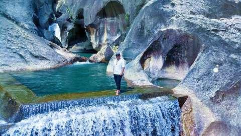 Khám phá thác Tiên Ninh Thuận